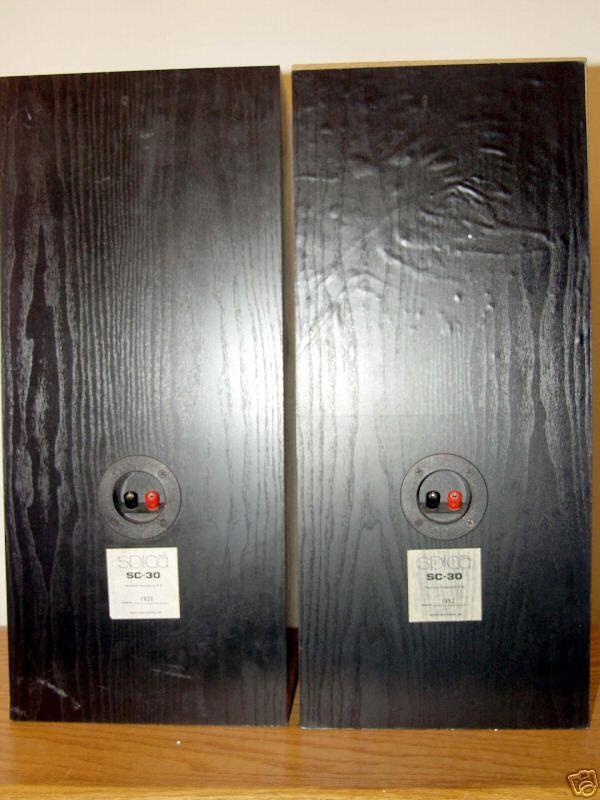 Spica Speaker Photos The Spica Speaker Enthustiast